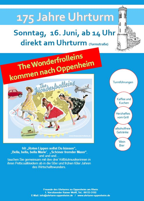 Plakat wonderfroilleins